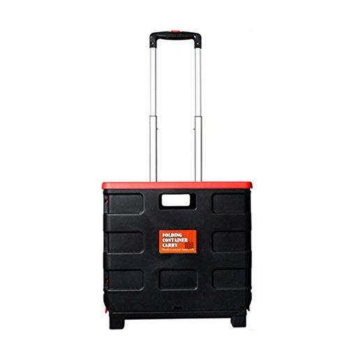 professionnel comparateur Caisse pliante de camion à main QXXZ, boîte de voyage / support de caisse légère… choix