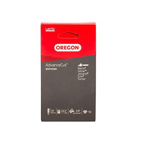 Oregon AdvanceCut 90PX Sägekette passend für 40 cm Dolmar, Gardol, Greenworks, McCulloch, Stiga Motorsägen, 56 Treibglieder