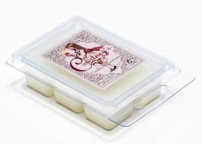 Courtney's Candles Almond Creme - Mixer Melt or Wax Tart