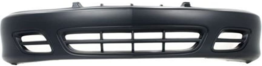 Go-Parts - OE Replacement for 2000 - 2002 Chevrolet (Chevy) Cavalier Front Bumper Cover 12335342 GM1000592 Replacement For Chevrolet Cavalier