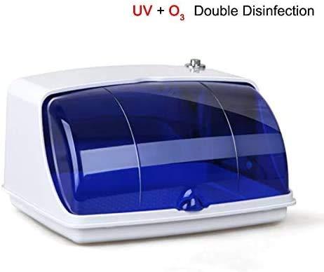 LEJIA Sterilizzatore UV di Sicurezza, per i telefoni mobili, Biberon, spazzolini da Denti, spazzole di Trucco, Articoli per la tavola, Biancheria Intima, Gioielli, Occhiali, Maschere, Asciugamano