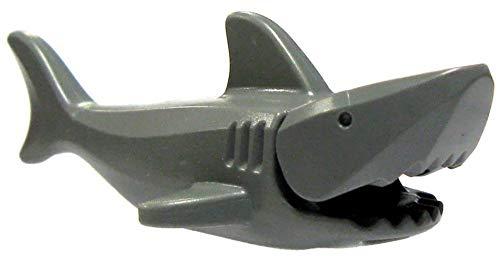 LEGO Animals Dark Gray Shark [Loose]