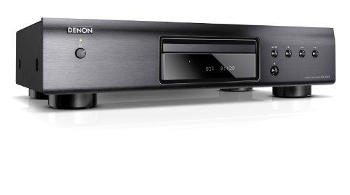 Denon DCD 520 AE CD-Player (Aluminium Frontblende, ECO-Standby, Burr Brown Wandler) schwarz
