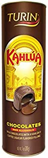 Kahlua Non-alcoholic Milk Chocolate With Coffee Liqueur Flavor Filling Tubes, 7 Ounce (pack Of 2)
