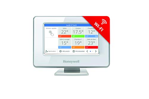 Honeywell THR99C3100 Evohome Thermostat connecté Blanc