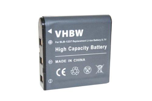 vhbw Akku Ersatz für Sigma BP-31 für Kamera Digicam DSLR (950mAh, 3,7V, Li-Ion)
