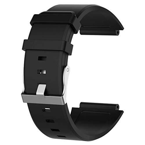 qianqian56 Correa de silicona de repuesto para reloj inteligente Sony 2 SW2