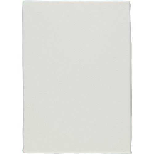 Joop! Spannbettlaken Uni Jersey | 0 weiß - 180/200 x 200