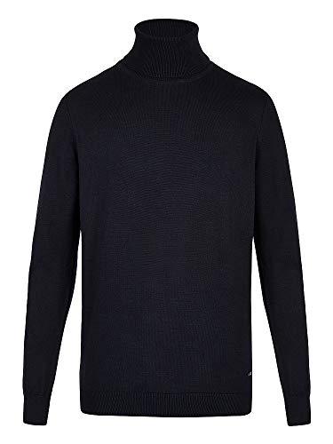 TIM´S Equestrian Herren Rollkragen Pullover Classic schwarz Größen S