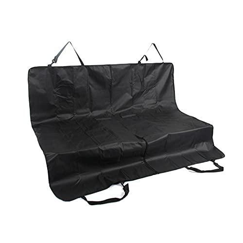 LIXIAONMKOP Tapis de chiens imperméables de voiture de chien Hamall Protecteur arrière arrière de la couverture de chien pour animaux de compagnie 132x142cm