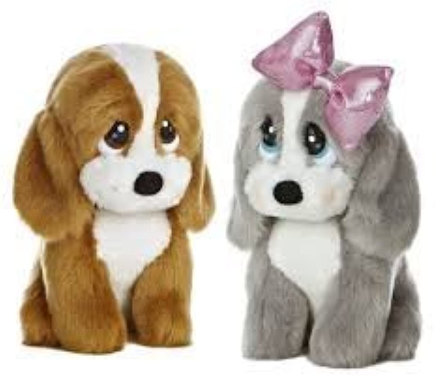 Aurora Sad Sam & Honey Plush 6 Plush Set  Includes One of Each by AURORA
