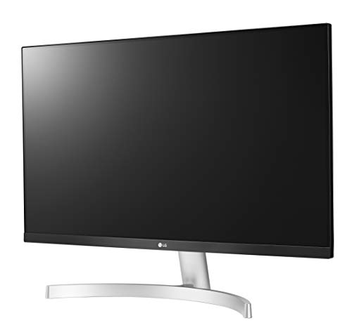 LG 27ML600S Moniteur 27″ Full HD LED IPS, 1920 x 1080, 1 ms MBR, AMD FreeSync 75 Hz, Audio Stéréo 10 W, HDMI (HDCP 1.4), VGA, Sortie Audio, Flicker Safe, Blanc