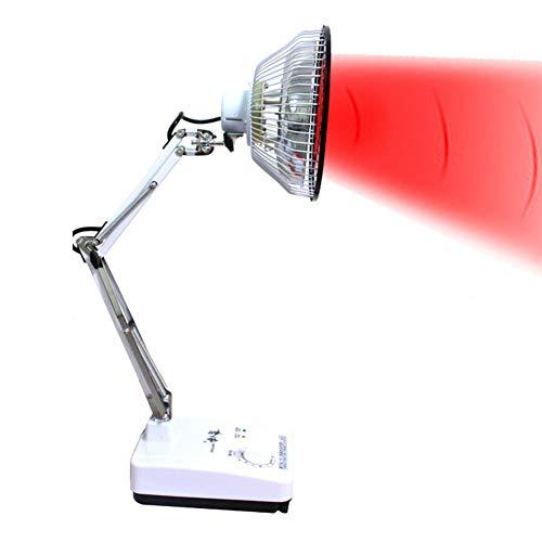 250 W TDP desktop infrarood-lamp, afstandsverwarming, warmtetherapie, lichttherapie, massageapparaat, voor artritis, rugpijn, verlichting van pijn, verbetert de doorbloeding van de sanguine.