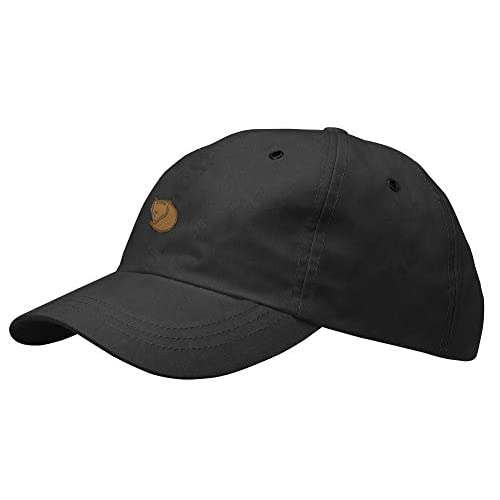Fjallraven Helags cap, Cappello Unisex-Adulto, multicolore (Dark Grey), L-XL