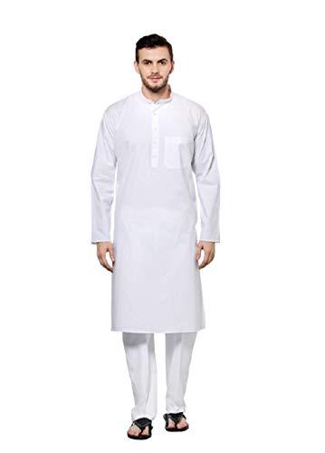 SHIKSHA International Industries Men's Tunic Cotton Kurta...