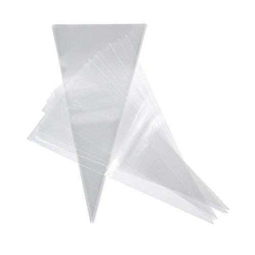 Rouleau Papier Cellophane Transparent A Pois Blanc 10m x 80cm Bouquet Emballage
