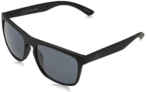 JACK & JONES JACMAVERICK Sunglasses Noos Occhiali, Black Bean, One Size Uomo