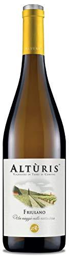 ALTURIS FRIULANO TOCAI Vino bianco BOTT 75 CL - IMBALLO DA 6 BOTTIGLIE DA 75L