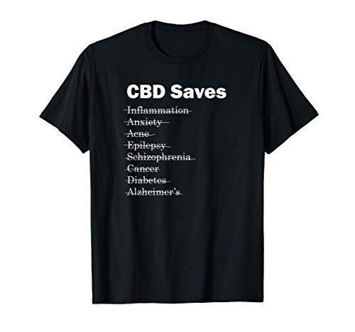 CBD spart T-Shirt