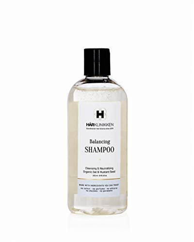 Price comparison product image Harklinikken Balancing Shampoo / 8.45 Oz. Daily Shampoo / Restores the Natural pH Balance to the Scalp - Reduces Scalp Irritation - For All Hair Types - Natural Plant-Based Ingredients