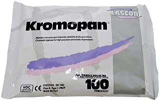 Kromopan 100 Type 1 Chromatic Alginate Refill 1 Lb Pouch