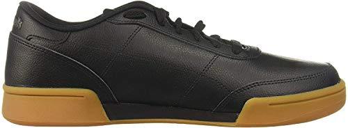 Reebok Herren Royal Heredis Tennisschuhe, Mehrfarbig (Black/DGH Solid Grey/Gum 000), 39 EU