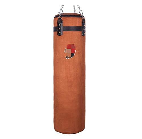 LLDKA Bolsas, Bolsa de Boxeo Kickboxing Fitness Target Bodybuilding Gym Equipment, no Lleno,120cm