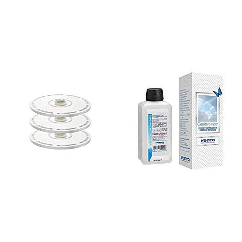 Venta Hygienedisk, Ersatzdisk für LW60T und LPH60 WiFi, 3er Pack + Reiniger