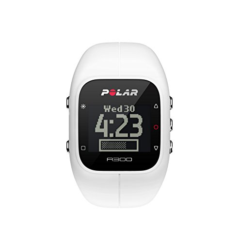 Polar A300 Fitness and Activity Tracker without Heart Rate (White)