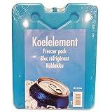 extra großer Kühlakku Kühlelement Kühlplatte XL, Kunststoff gefüllt, ca. 32 x...