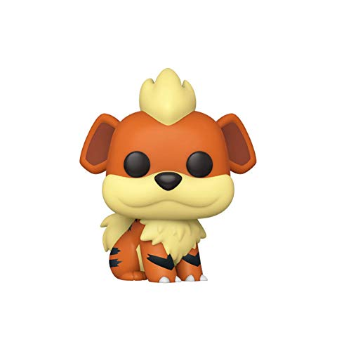 Funko Pop! Games: Pokemon (S3) - Growlithe