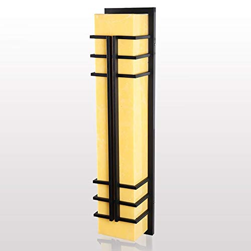 QJY Led-buitenwandverlichting, buitenwandlamp, fixeert porch-lampen, led-pak in uitvoering, wandmontage, modern in de vrije wandlamp