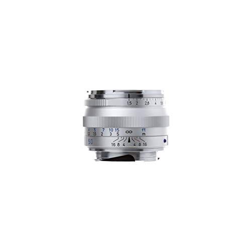 Carl Zeiss C Sonnar T* 1.5/50 ZM SLR Silber - Kameraobjektive (SLR, 6/4, 5 cm, Silber, 5,6 cm, 4,6 cm)