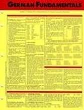 Language Fundamentals: German (Language Fundamentals Card Guides)