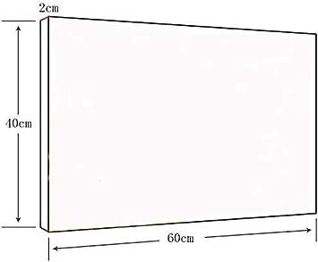 Cuadros en Lienzo Bot/ánico Gris Flores R/ústicas Decoraci/ón del Hogar para Sal/ón Decoraci/ón Dormitorios Ba/ño 40x60cm SUMGAR
