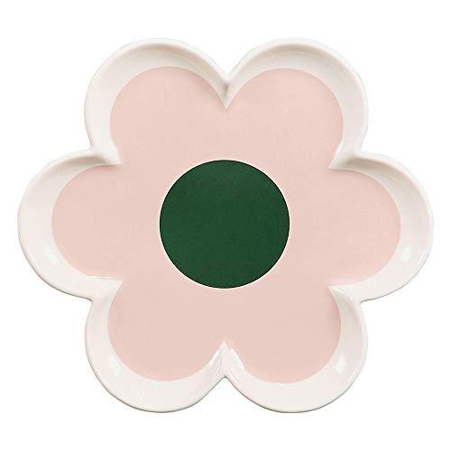 Orla Kiely Petal Flower Trinket Tray - Pastel Pink
