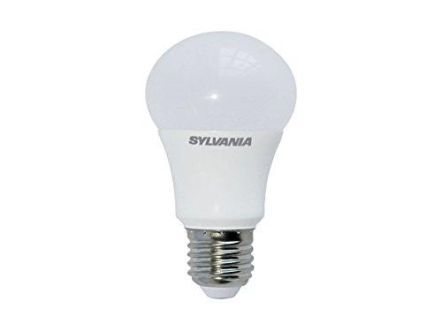 Sylvania SYL0026671 Ampoule Toledo GLS V2 6,5 watts-culot E27 Blister, Aluminium, Blanc