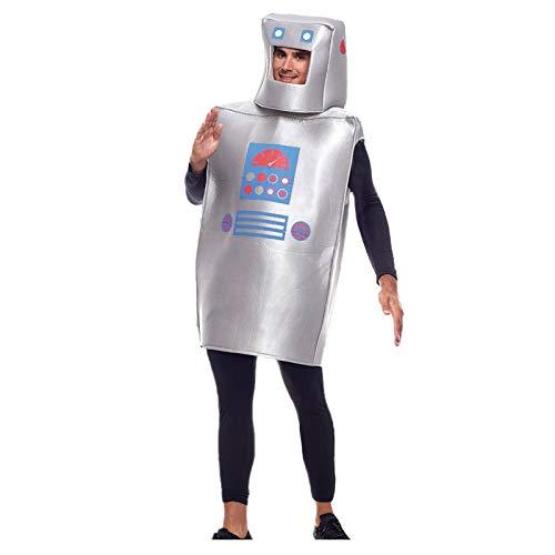 Disfraz Robot Hombre (Talla S) (+ Tallas) Carnaval Varios