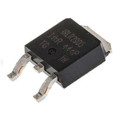YUVASA 2 Stück IRLR2905 IRLR 2905 Bosch VP44 VP30 VP29 Reparatur Pumpe Transistor-Schaltkreis von hoher Qualität.