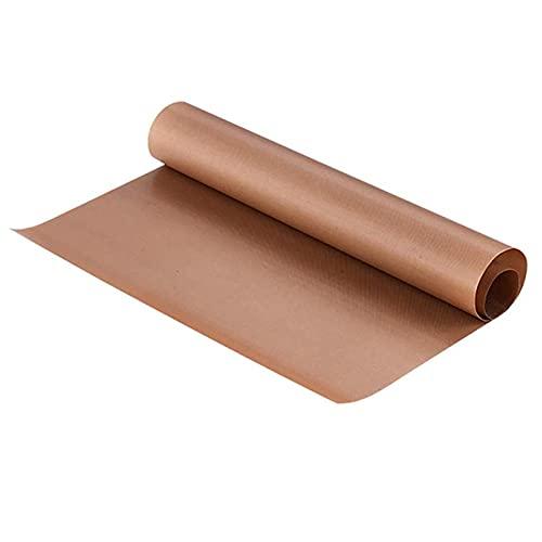 Ealicere 3 Fogli 40 * 30CM Carta da Forno,Tappetino da forno riutilizzabile antiaderente, resistente al calore e lavabile in lavastoviglie