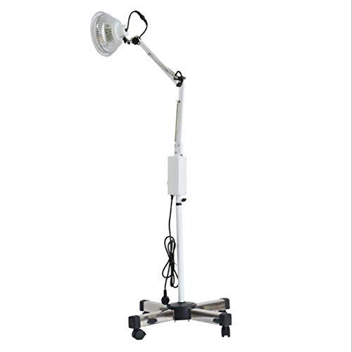 Lampe d'hyperthermie, Beauté et onde électromagnétique légère à télécommande de TDP + santé et beauté de thérapie minérale infrarouge, 275W
