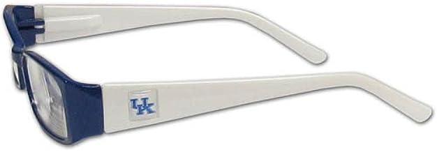 NCAA Kentucky Wildcats Reading +1.75 Glasses
