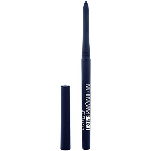 Maybelline New York Lasting Drama 24H Carbon Matte Gel-Eyeliner Nr. 820 Lapis Navy, 1 g