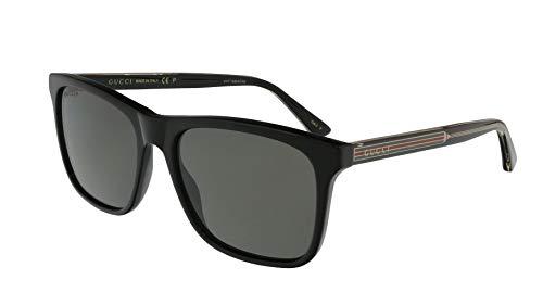 Sunglasses Gucci GG 0381 S- 007 BLACK/GREY