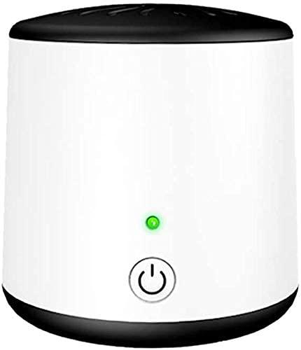 XBR Nevera portátil, Mini purificador de Aire, generador de ozono portátil, Limpiador ionizador, eliminador de olores, bacterias de Olor, Nevera, Coche, Armario