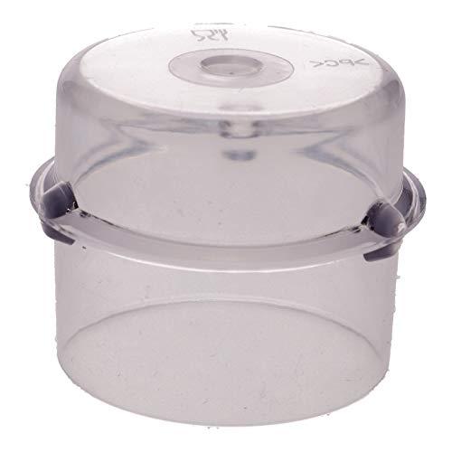 LUTH Premium Profi Parts - Taza medidora | Compatible con la tapa Vorwerk Thermomix TM21 TM5 TM31 TM3300