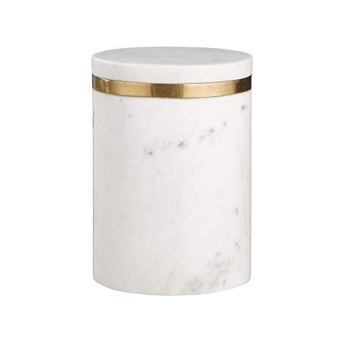 Butlers Marble Aufbewahrungsdose mit Goldrand 850ml