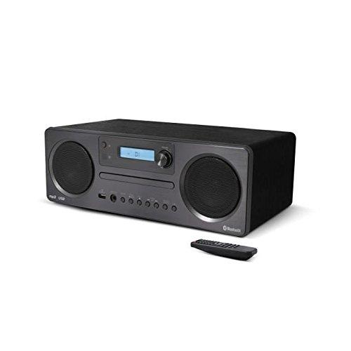Schneider SC600MCCD Radiowecker, CD-Player, MP3-Player, USB-Port