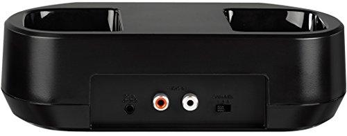 Thomson WHP3001BK Cuffia Wireless, 20 Hz - 20 kHz, Nero