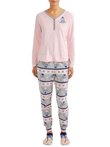 Pijama 3 Piezas Mujer marca Unknown